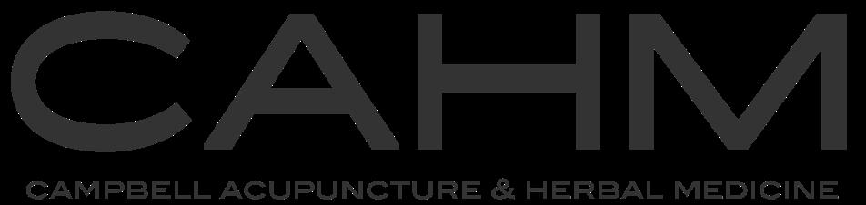 CAHM logo